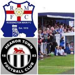 1st team v Heanor Town FC