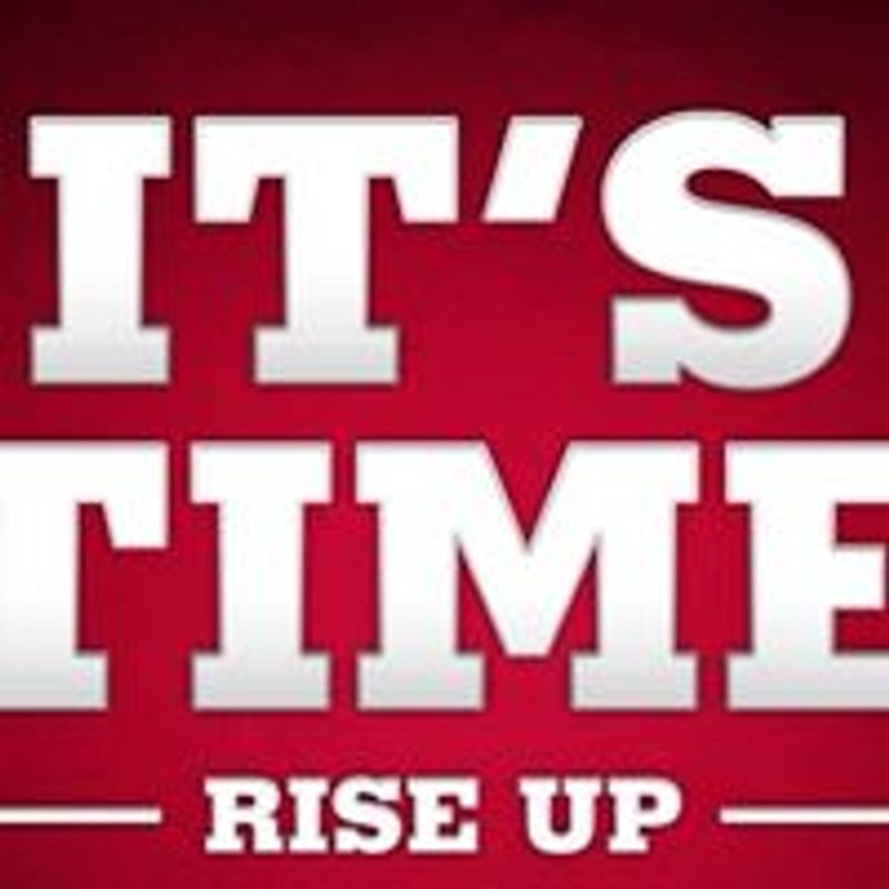 It's Time...........