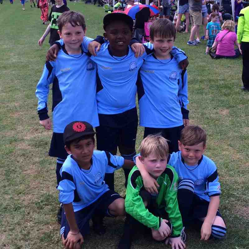 Scott youth tournament u8s