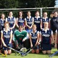Ladies 2nd XI beat Old Halesonians 1st XI 0 - 1
