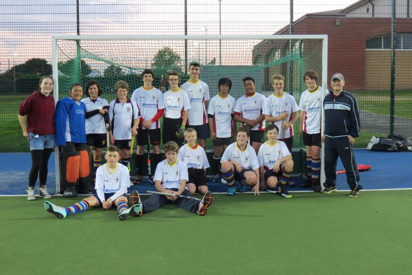 Solihull Blossomfield vs. Bournville Hockey Club