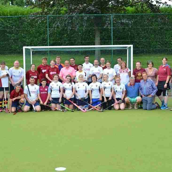 Annual Stuart Knox Memorial Game