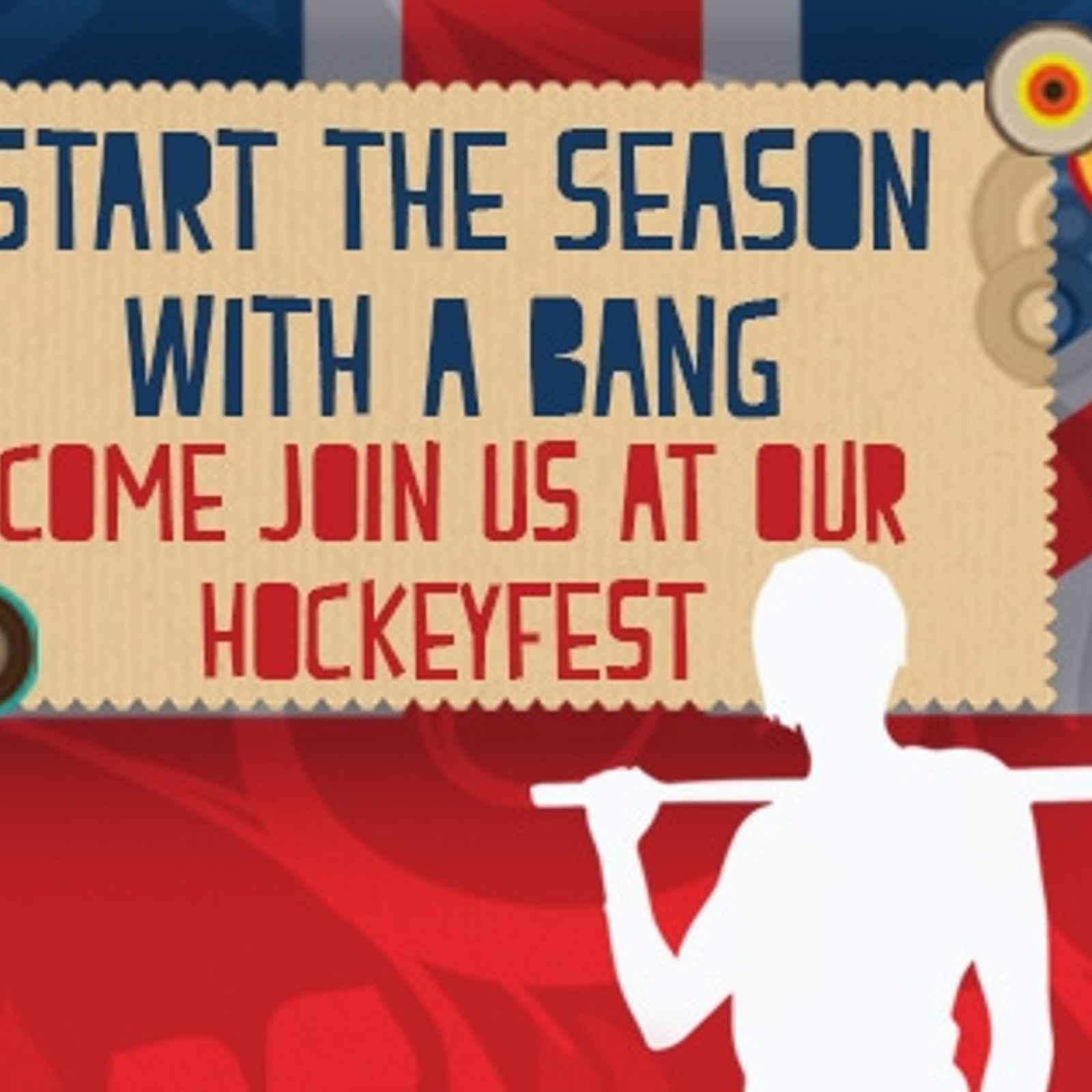 Club Day - HockeyFest 2016