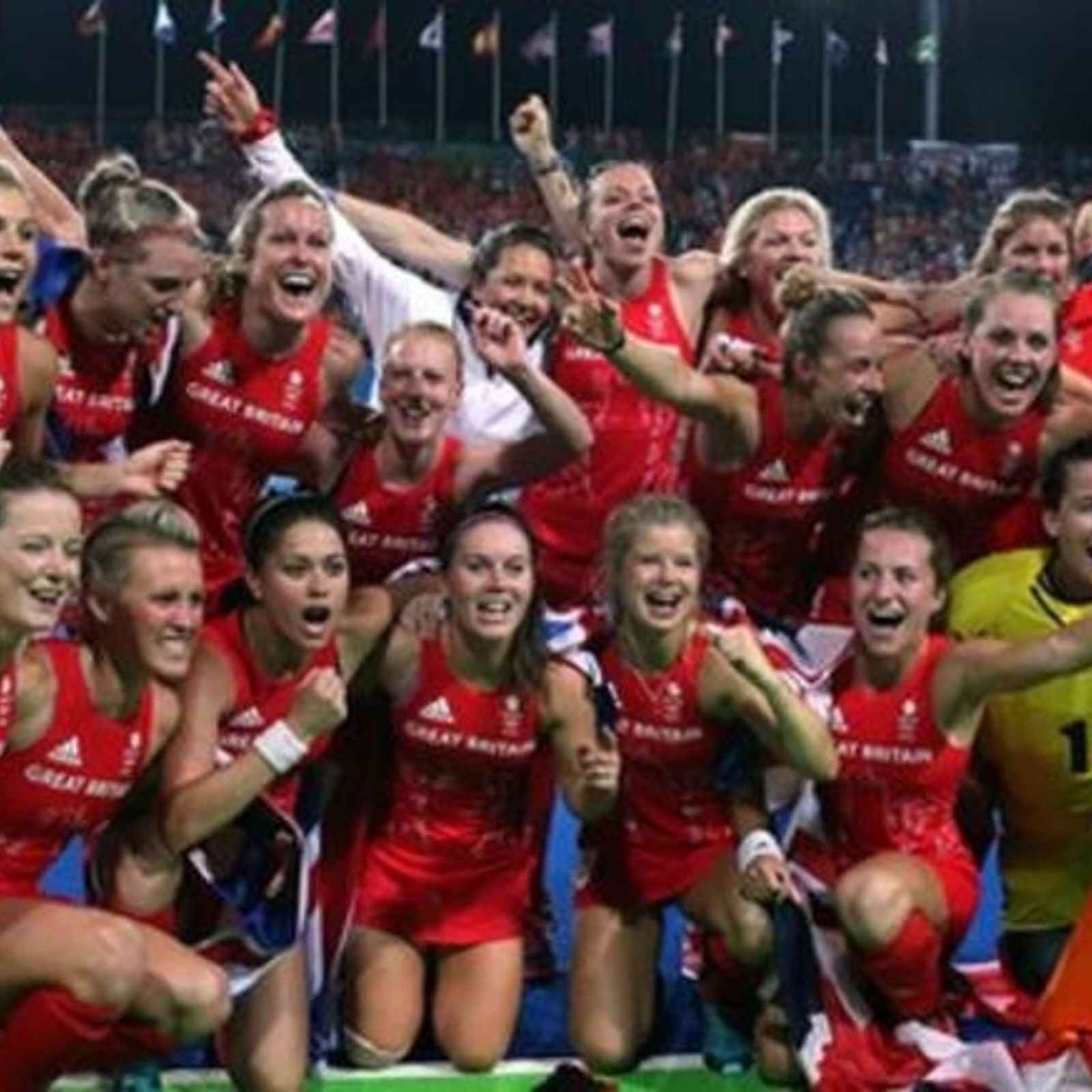 Inspired by the GB Ladies Gold medal in Rio? So are we...