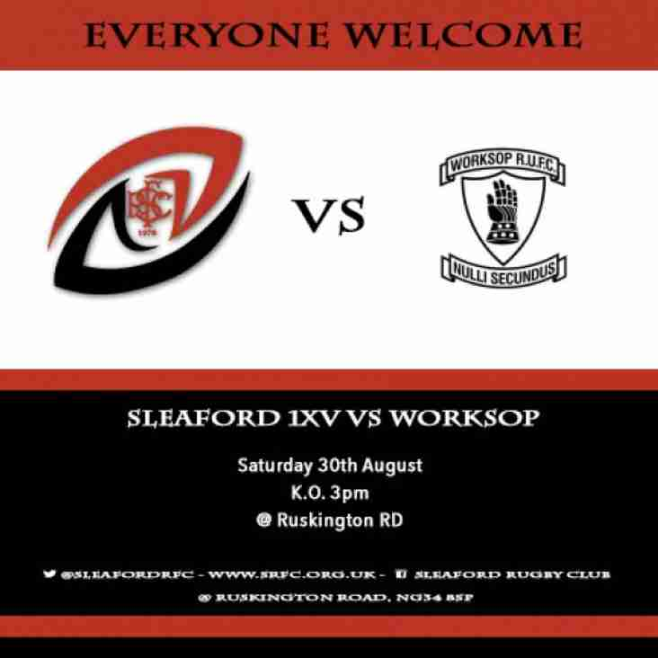 Sleaford 1XV vs Worksop