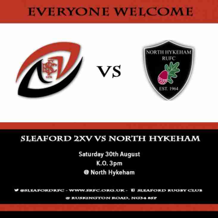 Sleaford 2XV vs North Hykeham