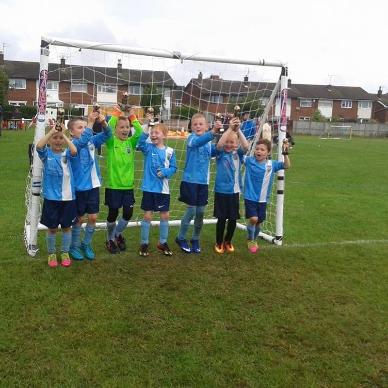 HRFC U7 Win Aston Park Rangers Tournament