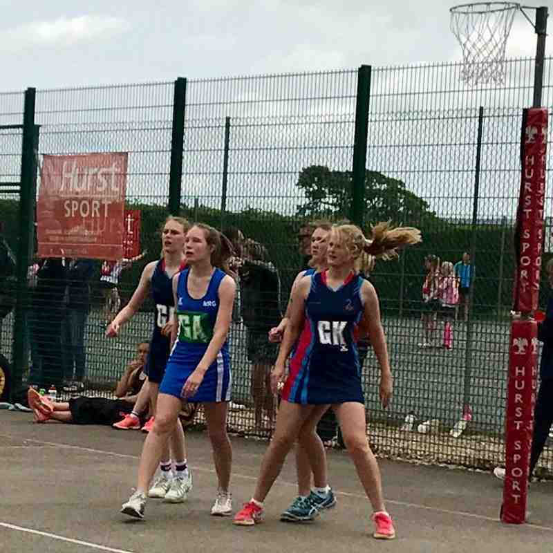 Sussex Netball Tournament