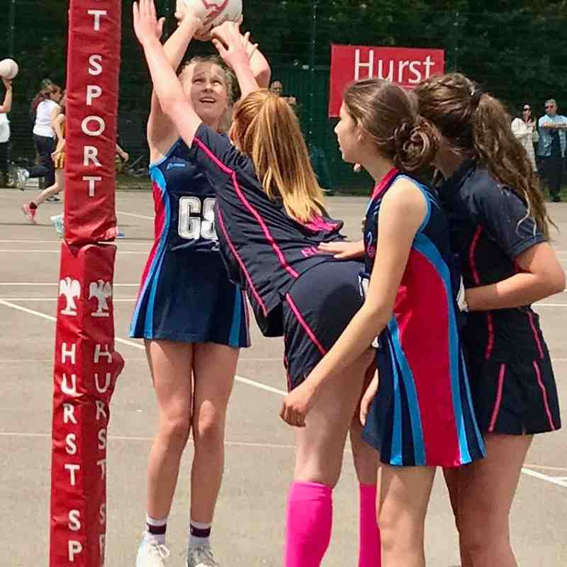 Sussex Netball Tournament