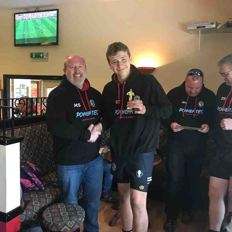 Irish International Festival of Rugby 2017