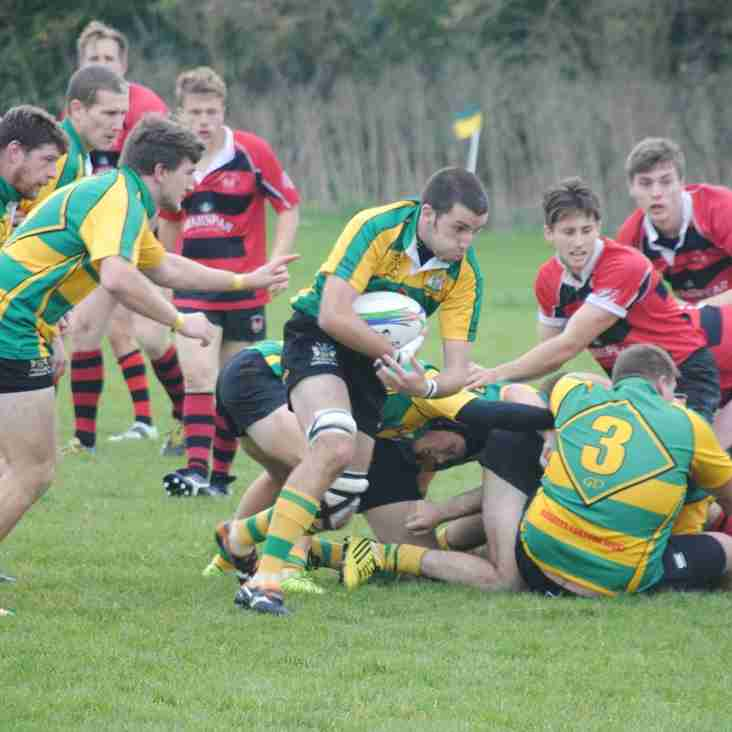 Competitive Rugby Starts for the Senior Squad this weekend.