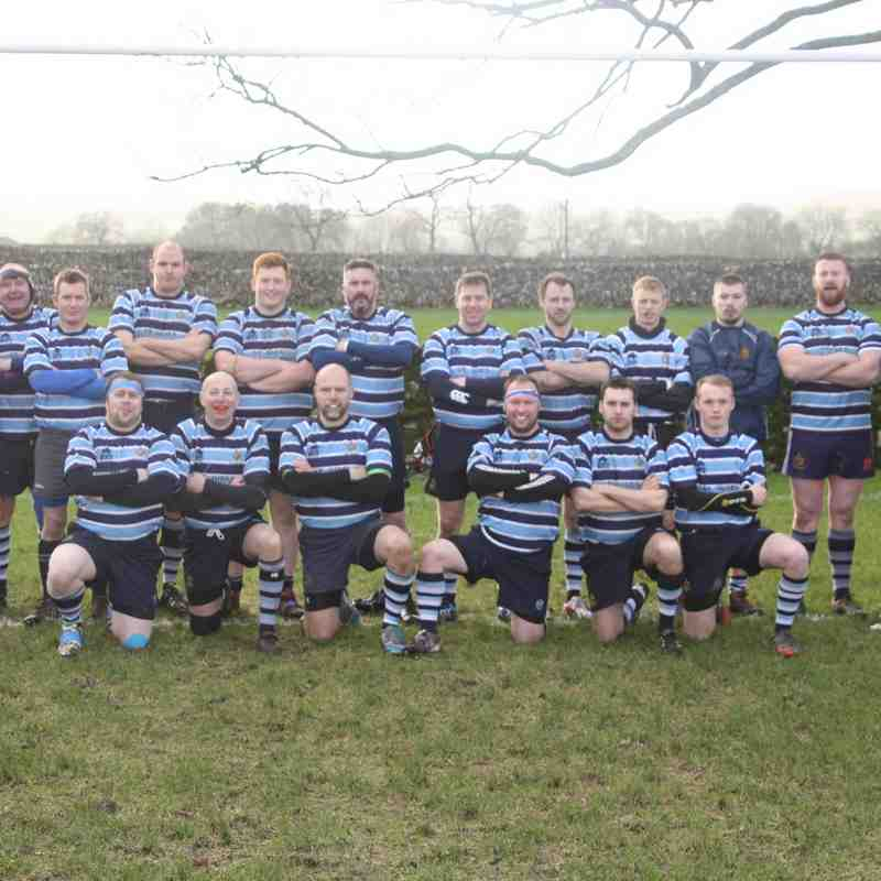 30th January 2016 v Wharfedale 4th NYT QF