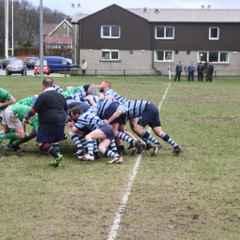 Match Report Saturday 30 January 2016 - Ripon 3xv - Ripon Rugby Union Football Club