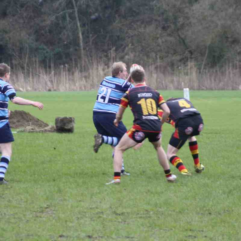 13th February 2016 - 2xv v Bradford & Bingley (A)