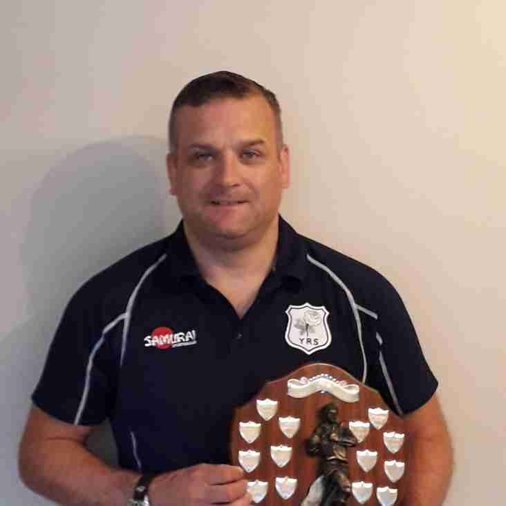 North Yorkshire & Cleveland Referee Of The Year
