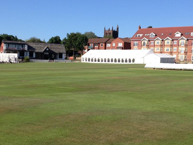 Oxton Cricket Club Function Room