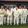 Oxton CC, Cheshire - Veterans vs. Neston CC - Over 40's