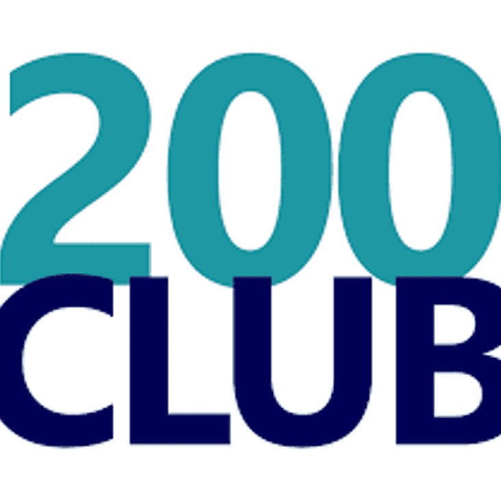 200 Club Latest Draws