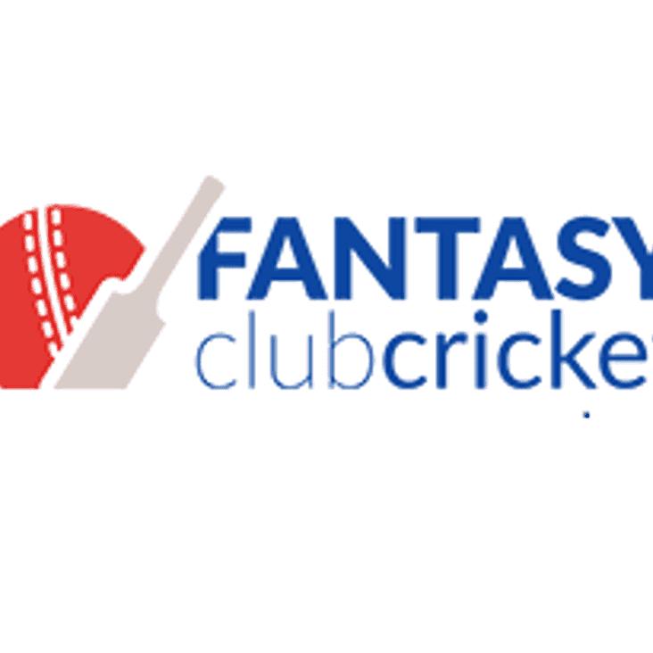 Oxton Fantasy Cricket