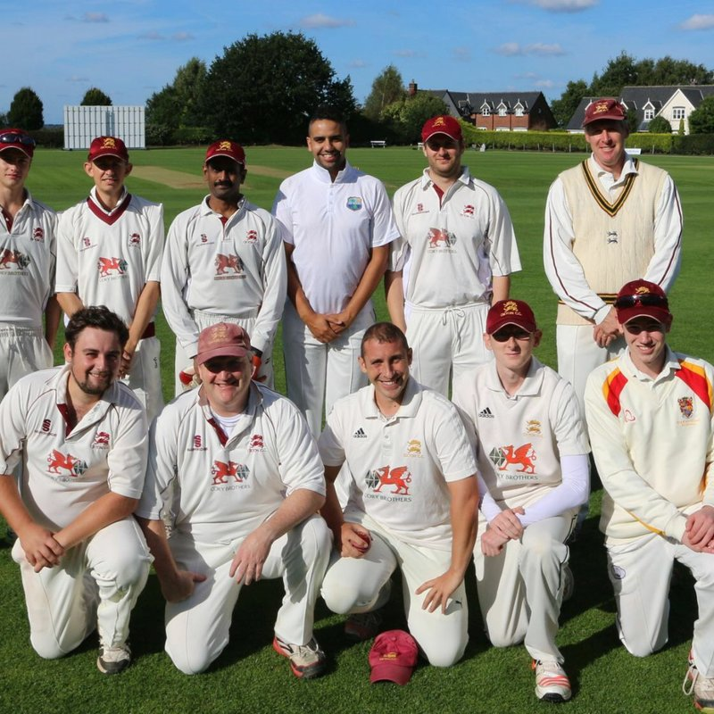 Oxton CC, Cheshire - 2nd XI 78/3 - 77 Stockport Georgians CC - 2nd XI