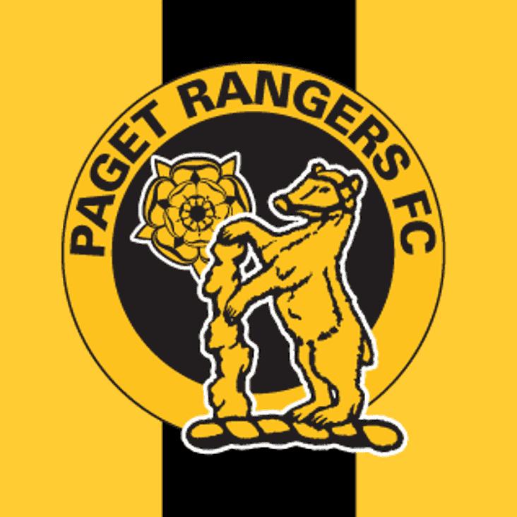Paget Rangers 2-2 Alvis Sporting Club