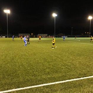 Paget Rangers 3-3 Lichfield City