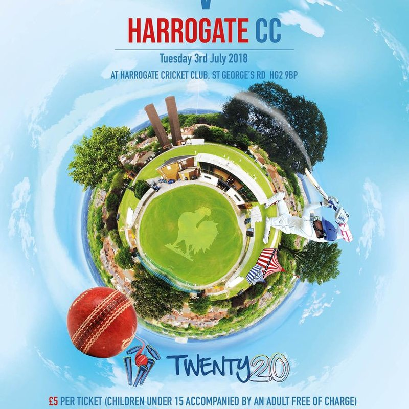 Yorkshire CCC 1st XI T20 Charity Match