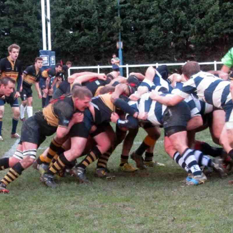 2nd XV away Havant