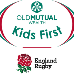 Winchester U10's paricipate in KIDS FIRST by Old Mutual Wealth