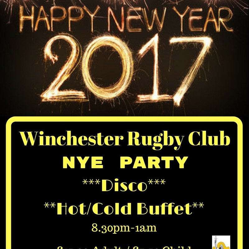 NEW YEARS EVE PARTY  - TICKETS ON SALE NOW