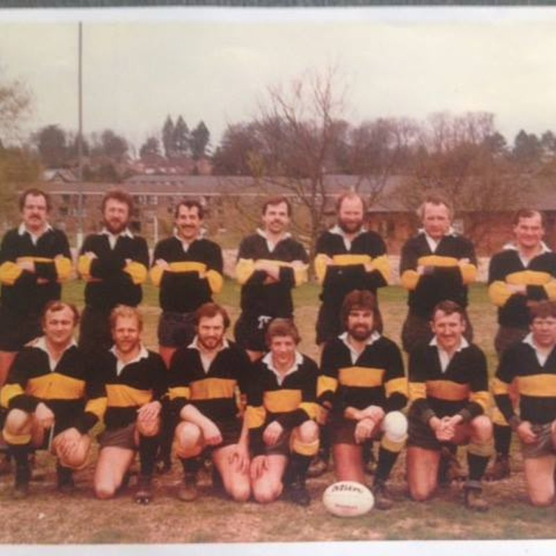 3rd WRFC Vets Reunion - Celebrating 32 years - Friday 31st March