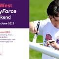 THIS WEEKEND - Volunteers required - NatWest RugbyForce 2017