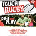 Hampshire Touch Rugby Tournament