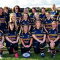 Ladies Touch Rugby beat Wirral Griffins 0 - 1