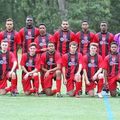 U21 beat Lewes 1 - 0