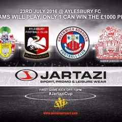 The Borough compete for Jartazi Cup tomorrow