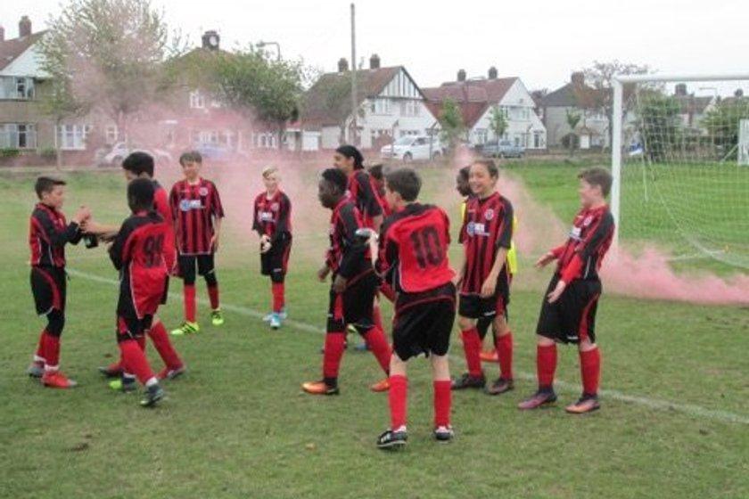 Borough U13's roar to title!
