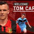 NEWS: Tom Carlse signs