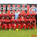 Greenwich Borough vs. Chipstead