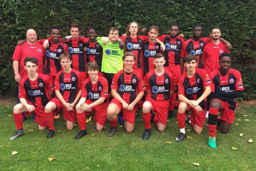 Under 18's lose to Whyteleafe FC 0 - 5