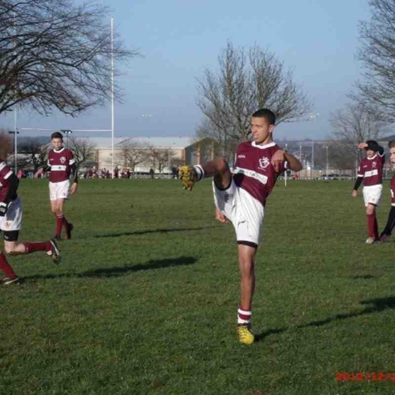 Melton Under 16's (2012-2013)