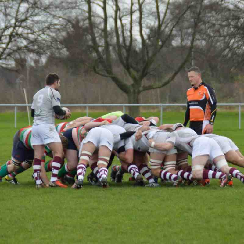 1st XV v Lutterworth - 5th December 2015