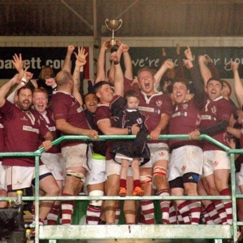 A Date For Your Calendar, Confirmed Date For The XV County Cup Final