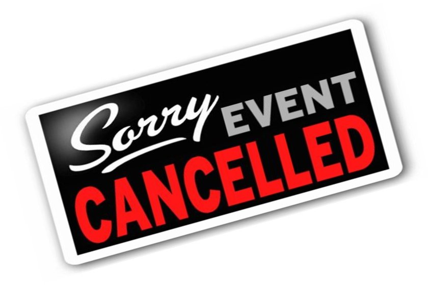 Ladies Day has been cancelled