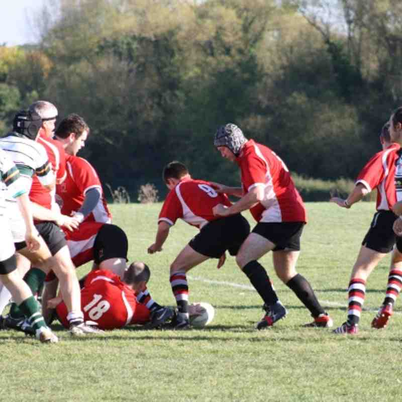 Uxbridge 2 vs Ealing Exiles