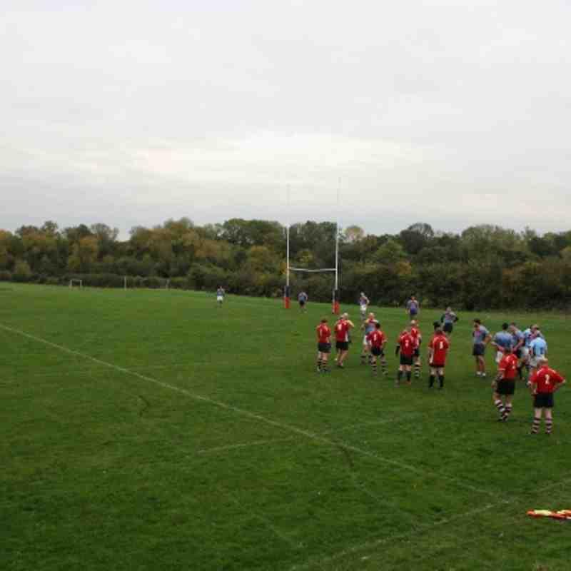 Uxbridge 2s vs Chiswick