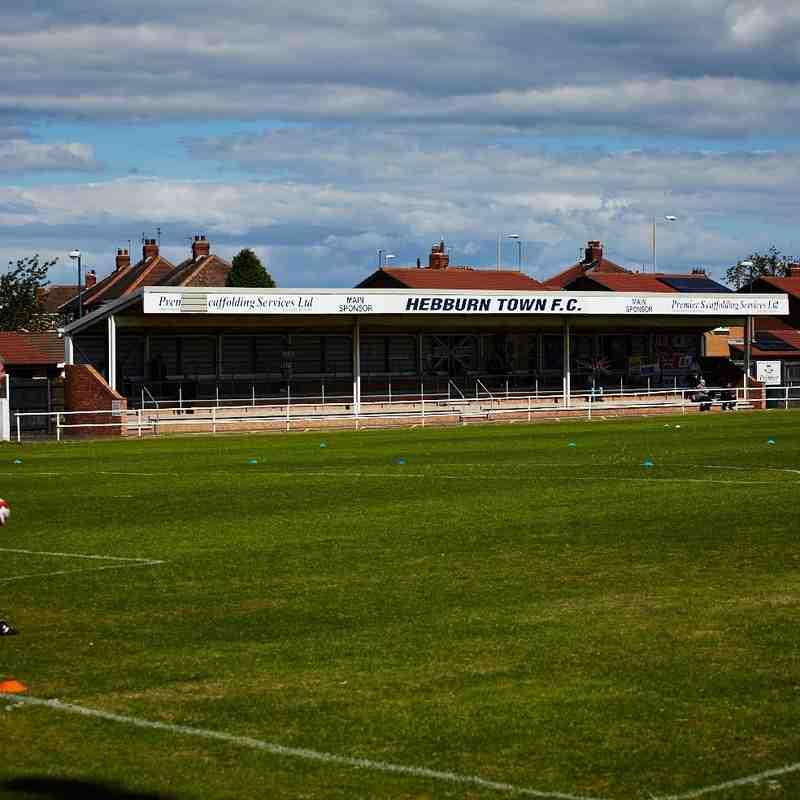 Hebburn Town (FA Cup) - 15/08/15 - By David Lindsay