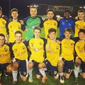 Tadcaster Albion U21's (i2i Academy) lose to Campion 1 - 2