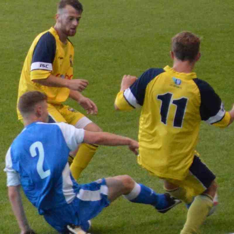 Eccleshill United (A) - Pre-Season