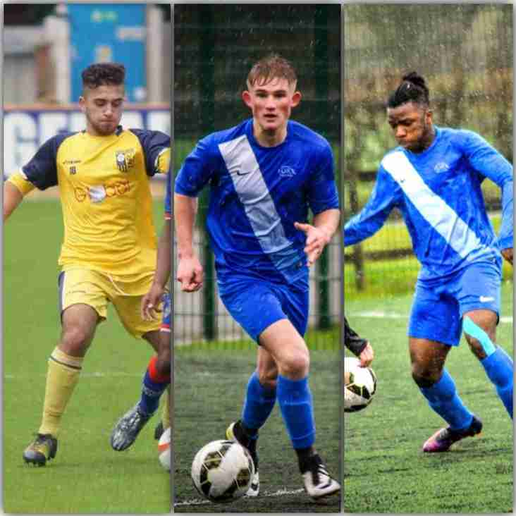 BREAKING NEWS: Youth Trio Sign On